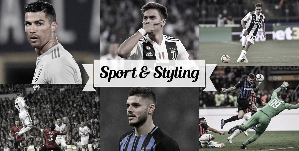 Tagli con capelli corti: quando il campione fa goal anche nella moda